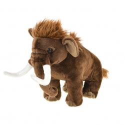 Pluszowy mamut 25 cm w torbie