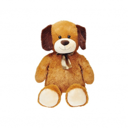 Pies z kokardą 80cm