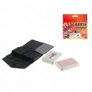 Hrací karty 108ks s pouzdrem v krabičce