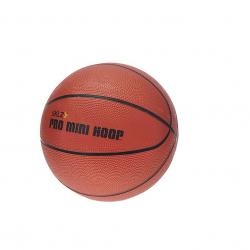 Míč basketbalový 180mm 300-320g v sáčku