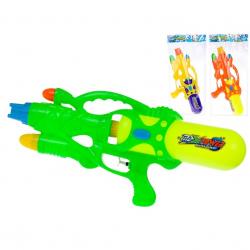 Vodné pištole 45cm 3 farby v sáčku