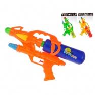 Vodní pistole 33cm 3 barvy v sáčku