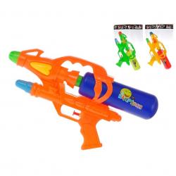 Vodné pištole 33cm 3 farby v sáčku