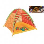 Stan dětský s balonky 112x112x90cm 24m+ v krabičce
