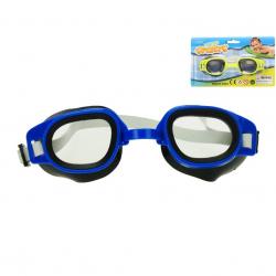 Plavecké brýle 15cm 2barvy na kartě