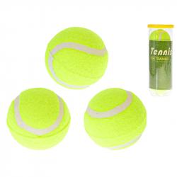 Piłki do tenisa 3 szt. w tubie