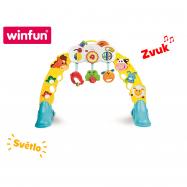 Zabawka muzyczna 3 w 1 ze światłem i dźwiękiem