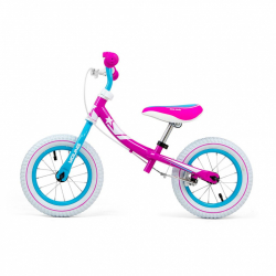 Detské odrážadlo bicykel Milly Mally Young candy