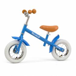 Detské odrážadlo bicykel Milly Mally Marshall Air Blue