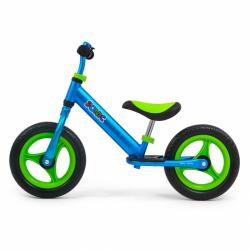 Detské odrážadlo bicykel Milly Mally Sonic Blue