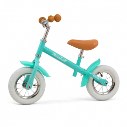 Detské odrážadlo bicykel Milly Mally Marshall Air Mint