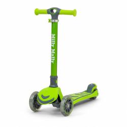 Detská kolobežka Milly Mally Scooter Boogie zelená