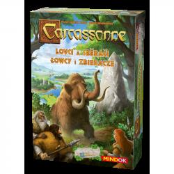 Mindok Carcassonne: Lovci a zberači