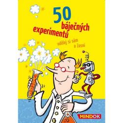 Dětské hry - 50 Báječných experimentů