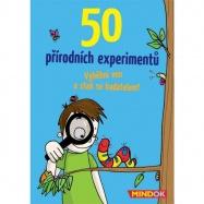 Dětské hry - 50 přírodních experimentů