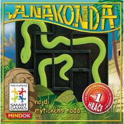 Dětské hlavolamové smart hry - Anakonda