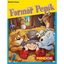 Dětské hry - Farmář Pepík
