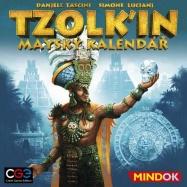 Strategické doskové hry - Tzolk'in: Mayský kalendár