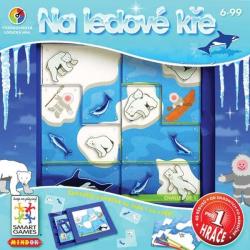 Detské hlavolamové smart hry - Na ľadovej kryhe