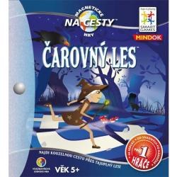 Dětské hlavolamové smart hry - Čarovný les
