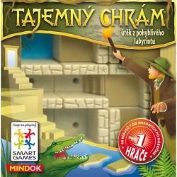 Dětské hlavolamové smart hry - Tajemný chrám