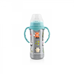 Termoizolačné dojčenská fľaša Thermo Baby