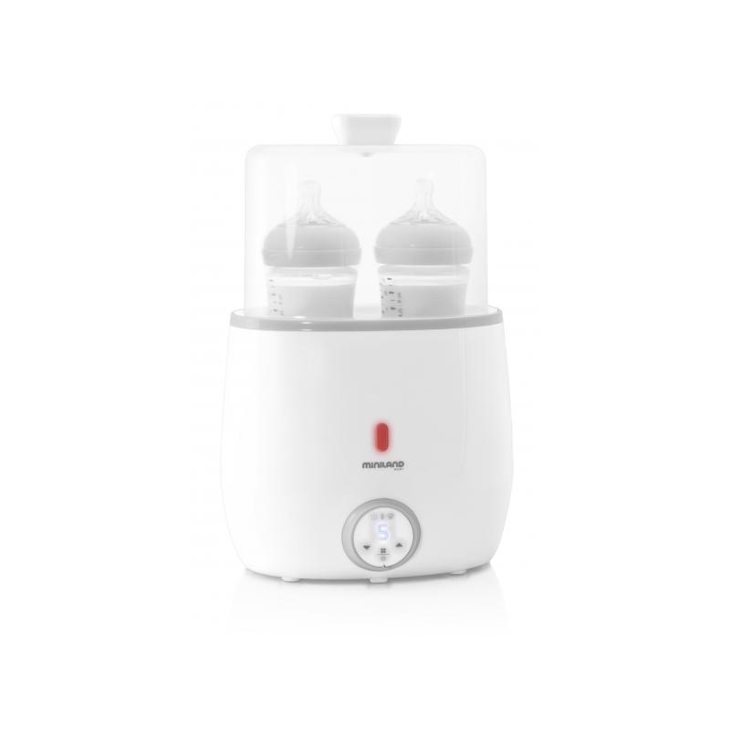Ohřívačka pro 2 kojenecké lahve Warmy Twin
