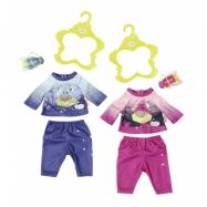 BABY born® Pyžamo s baterkou, 2 druhy