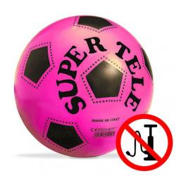 míč vyfouknutý SUPER TELE, NEON 23 cm