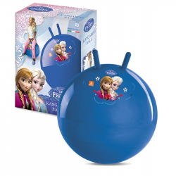míč skákací FROZEN - Ledové království, 45-50 cm