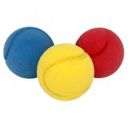 loptička soft farebná, 2 ks v sáčku, 7 cm
