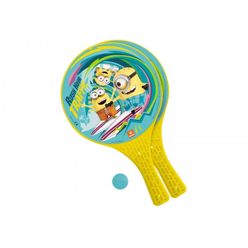 pálky plastové s míčkem Mimoňové / Mimoni