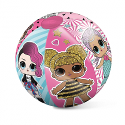 Nafukovací míč LOL, 50 cm