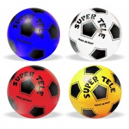 míč nafouknutý SUPER TELE, 23 cm
