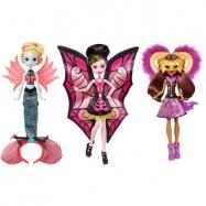 Monster High příšerka fanstraštická proměna