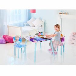 Detský stôl s stoličkami Frozen