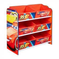 Organizer na hračky Cars