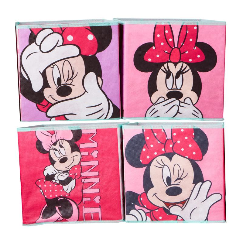 Detské úložné boxy Minnie