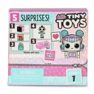 L.O.L. Surprise Mini panenky Tiny Toys, PDQ