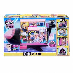 L.O.L. Surprise! OMG ReMix Letadlo