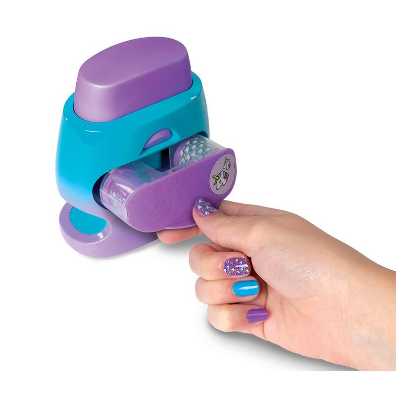 Cool Maker GO GLAM Nail Stamper Zestaw do zdobienia Paznokci