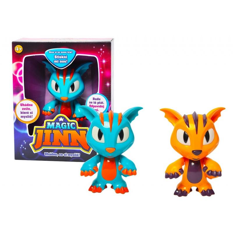Magic Jinn nová postava, interaktivní