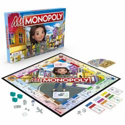 Monopoly ženská edícia