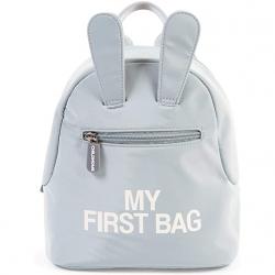 Detský batoh My First Bag Grey
