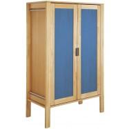 Šatní skříň Haba Matti 8387 modrá