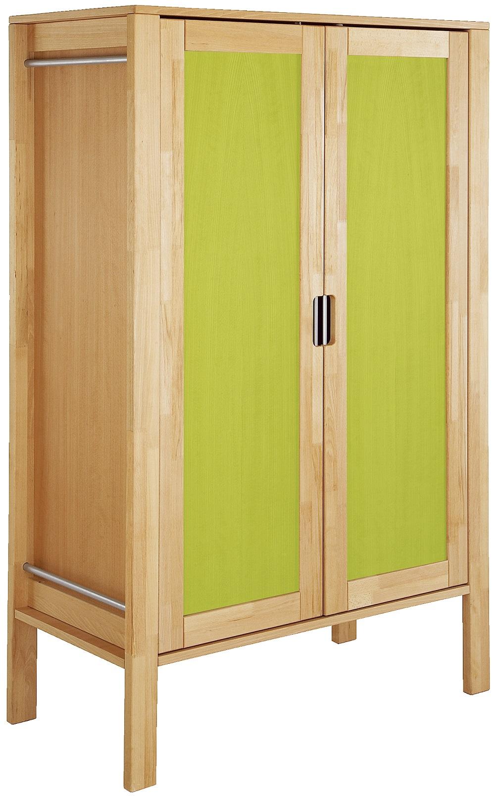 Šatní skříň Haba Matti 8387 zelená