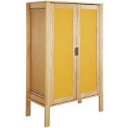 Šatní skříň Haba Matti 8387 žlutá