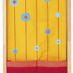 Textilní kapsář ke skříním Haba Matti 8389 červený