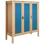 Šatní skříň Haba Matti 8397 modrá