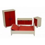 Sestava nábytku pro panenky